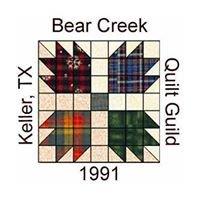 Bear Creek Quilt Guild