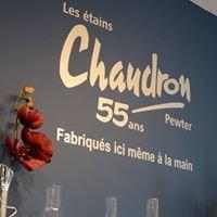 Atelier Bernard Chaudron / Les étains Chaudron pewter