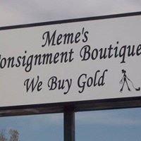 Meme's On Main Street