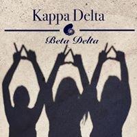 Kappa Delta Sorority Utah State University