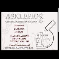 Centro Analisi E Di Ricerc Asklepios Di Sanfilippo Dr.ssa Liliana