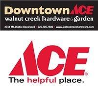 Downtown Walnut Creek Ace Hardware