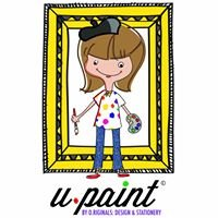 U.Paint by O.riginals: Design & Stationery