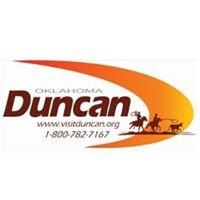 Visit Duncan OK