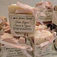 Love, Byrd. Soap