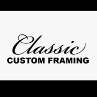 Classic Custom Framing