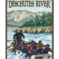 Deschutes River, Maupin Oregon