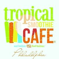 Tropical Smoothie Cafe, Philly