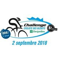 Challenge cycliste des bleuets Desjardins