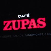 Cafe Zupas