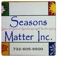 Seasons Matter, Inc. Landscape / Irrigation / Fertilization / Maintenance