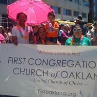 First Congregational Church of Oakland (United Church of Christ)