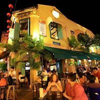 Geographer Café Jonker Street Malacca