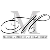 Making Memories with Stationery
