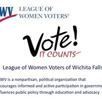 League of Women Voters - Wichita Falls, TX