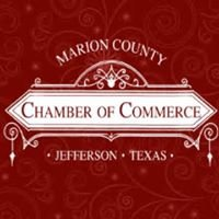 Marion County Chamber of Commerce-Jefferson Texas