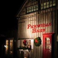 Pickwells Barn