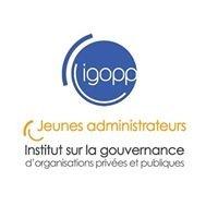Jeunes administrateurs de l'IGOPP