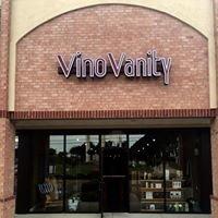 Vino Vanity