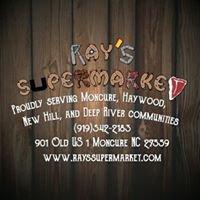 RAY'S SUPERMARKET