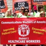 CWA District 1 Healthcare Coordinating Council
