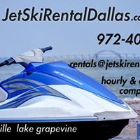 Jet Ski Rental Dallas