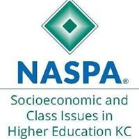 NASPA Socioeconomic and Class Issues in Higher Education KC