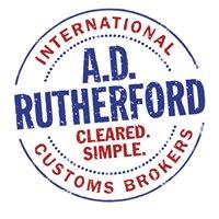 A.D. Rutherford International