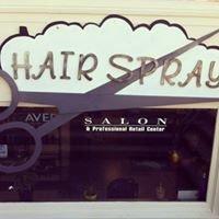Hair Spray Salon & Spa
