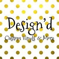 Design'd Custom Vinyls