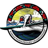 "Hawaii Paddleboard Championship - ""Duke's Race"""