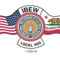 IBEW Local 465