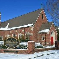 St. Paul's Episcopal Church, Smithfield, NC