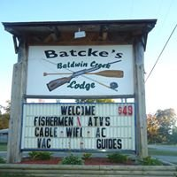 Batcke's Baldwin Creek Lodge and Guide Service