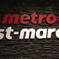 Métro St-Marc