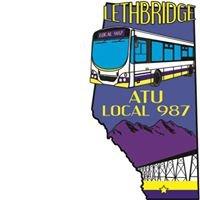Amalgamated Transit Union Local 987