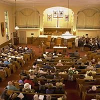 First Presbyterian Church - Port Jervis, NY