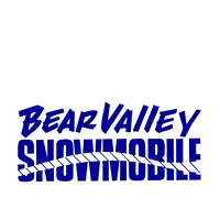 Bear Valley Snowmobile