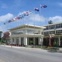 The International Dateline Hotel