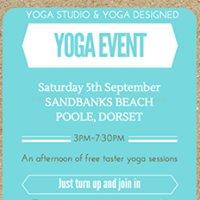 5th September - Yoga On The Beach