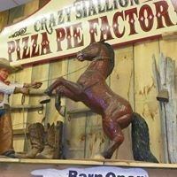 The Crazy Stallion Pizza Pie Factory