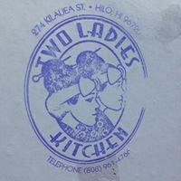 Two Ladies Kitchen