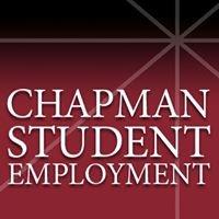Chapman Student Employment