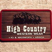 High Country Western Wear