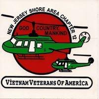Vietnam Veterans NJ Shore Area Chapter 12