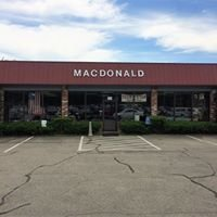 Macdonald Motors Ford & Lincoln Sales, Service & Auto Body