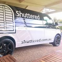Shuttered ~ plantation shutters and blinds