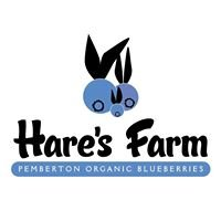 Hare's Farm, Pemberton Organic Blueberries