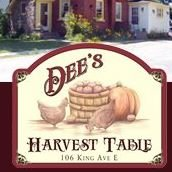 Dee's Harvest Table