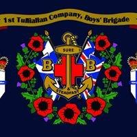 1st Tulliallan Company Boys' Brigade